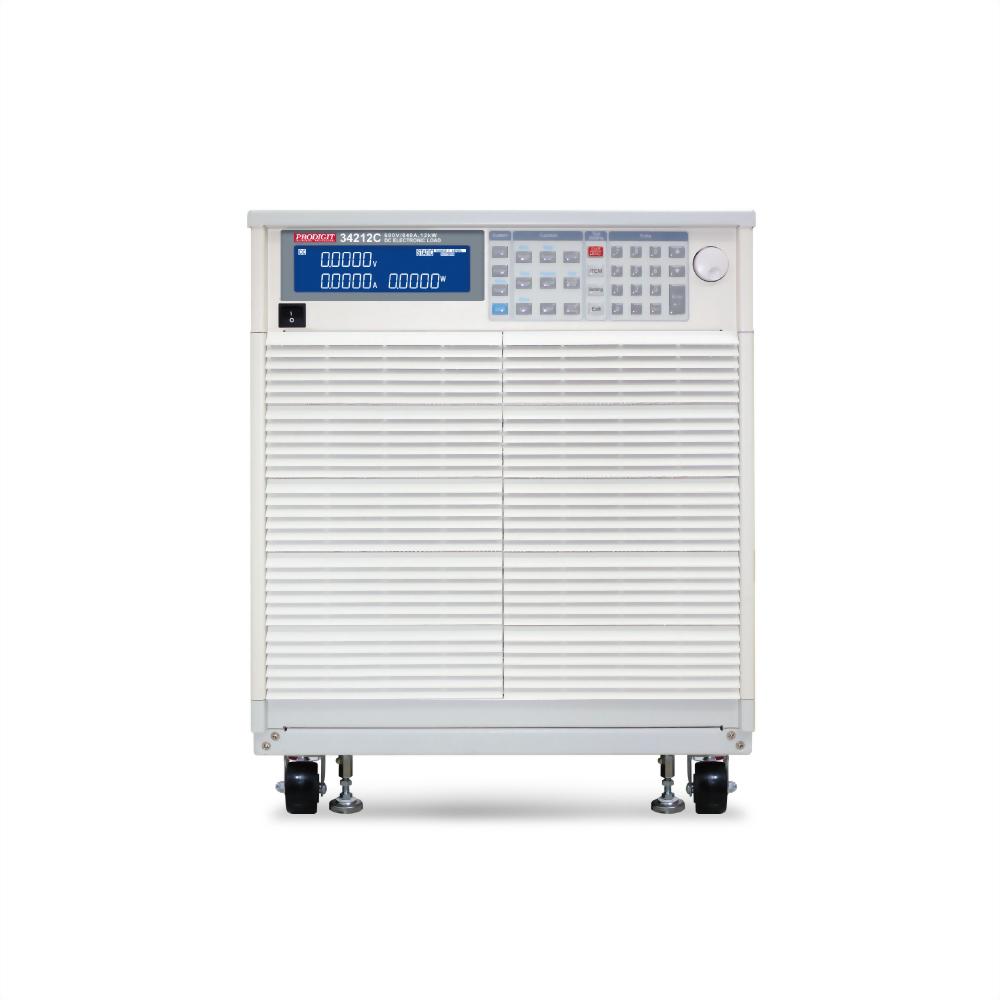 34212C 超高功率直流電子負載 600V, 840A, 12KW