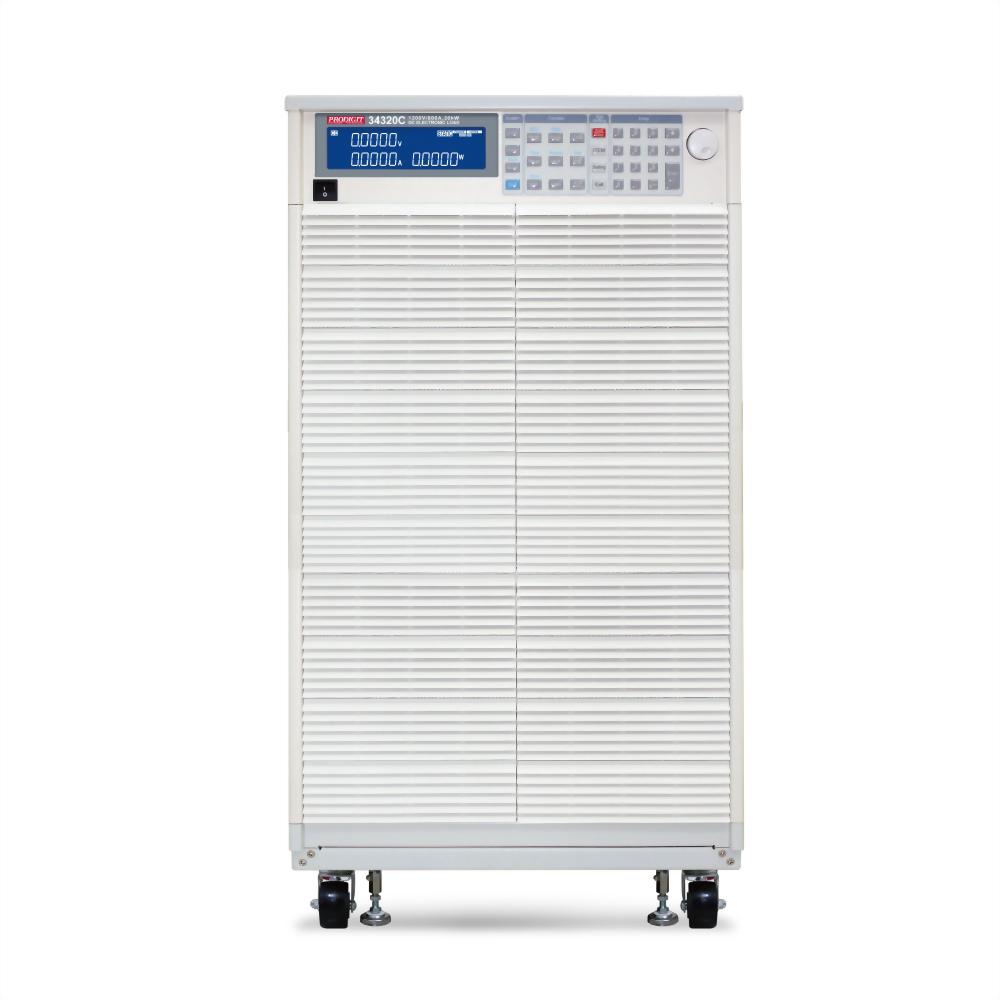 34320C 超高功率直流電子負載 1200V, 800A, 20KW
