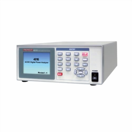 4016 AC DC Digital Power Analyzer