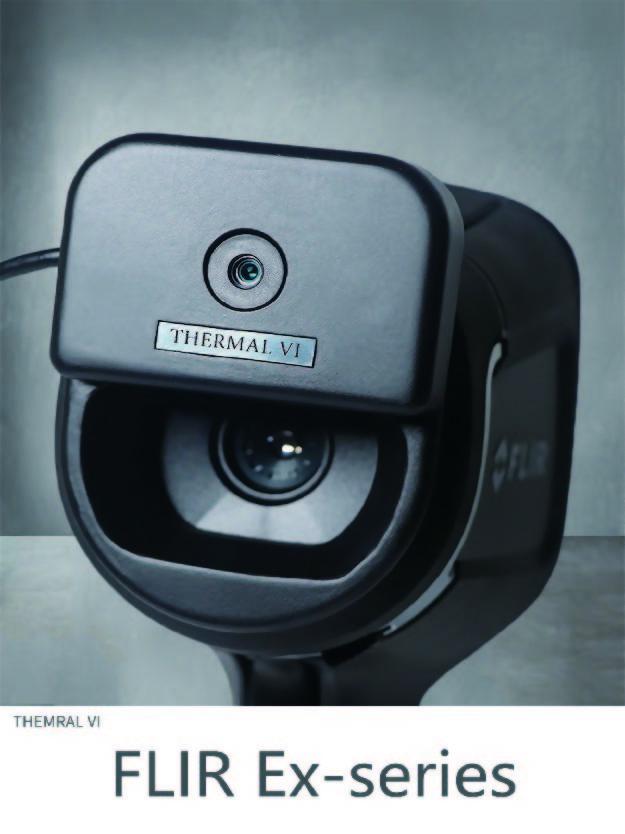 【NEW】FLIR T500系列/EXX系列/EXXT系列紅外線人體檢測溫度熱像儀&多人體溫檢測軟體