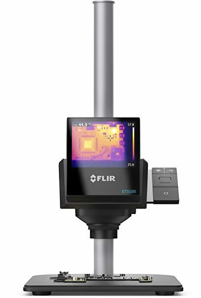 FLIR ETS320 桌上型熱影像顯微系統
