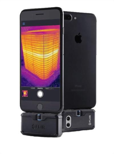 FLIR ONE® Pro專業熱影像鏡頭(不含手機)