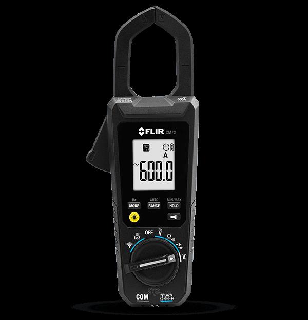 FLIR CM72數位鉗型表