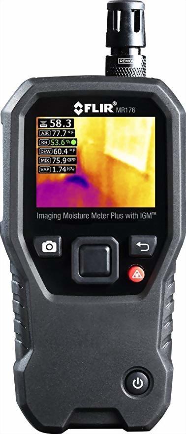FLIR MR176 紅外線熱影像溫濕度計