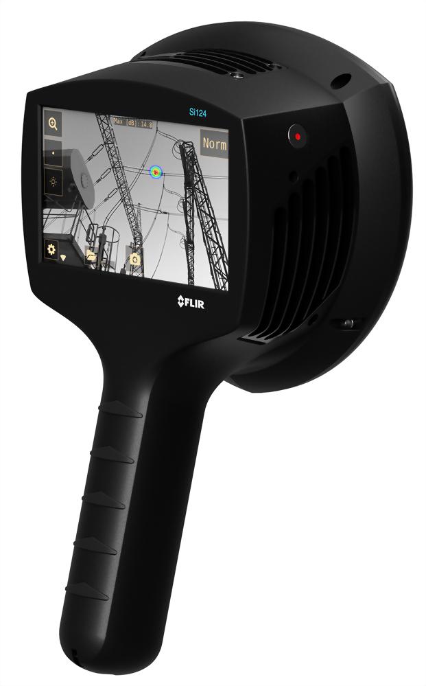 【new】FLIR Si124 工業聲波檢測顯像儀