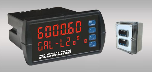 FLOWLINE LI55 控制器