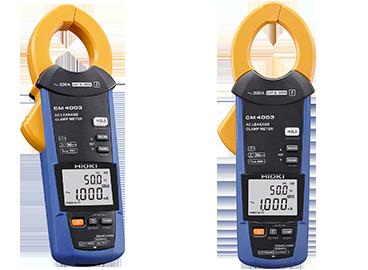 【NEW】HIOKI CM4003 交流洩漏鉗錶(輸出和外部電源功能)