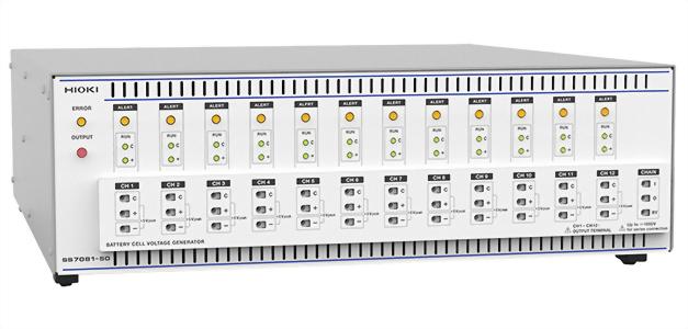 HIOKI SS7081-50バッテリーセルシミュレーションシステム