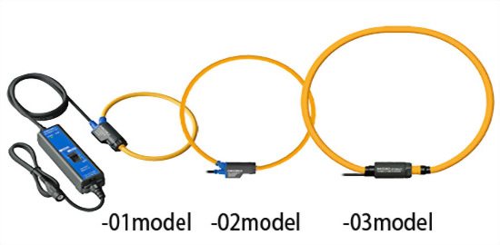 HIOKI CT9667 系列 AC軟性線圈感測器