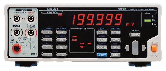 HIOKI 3239 桌上型數位電表