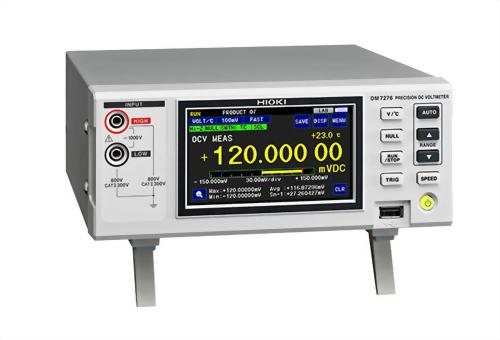 HIOKI DM7275 高精度直流電壓計