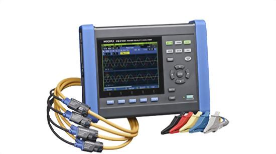 HIOKI PQ3100 電力品質アナライザ