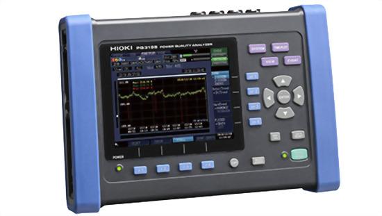 HIOKI PQ3198 電力品質分析儀