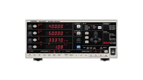HIOKI PW3337 電力計
