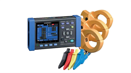 HIOKI PW3360 攜帶型勾式電力計