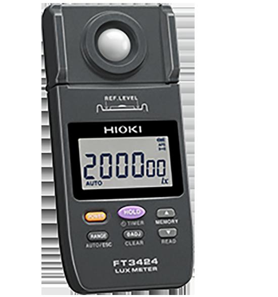 HIOKI FT3424 照度計