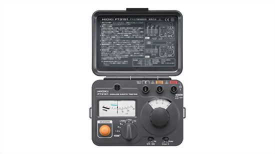 HIOKI FT3151 類比接地電阻計
