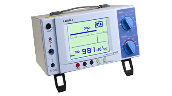 HIOKI SM-8213 / SM-8215 / SM-8220 超絕緣電阻計