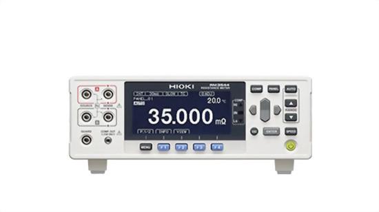 HIOKI RM3544 四線式低阻計