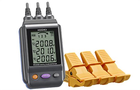 HIOKI PD3259-50 數字相序計(藍芽版)