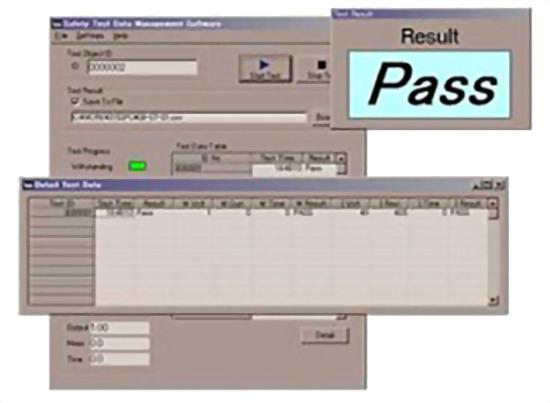 HIOKI 9267 電器安全測試軟體