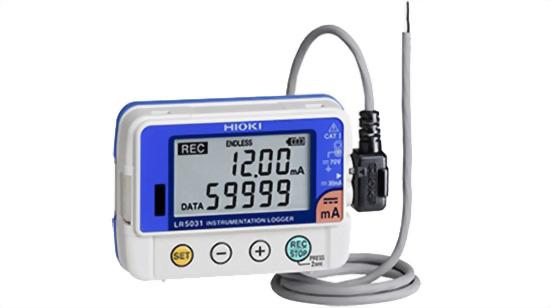 HIOKI LR5031 直流電流記錄器