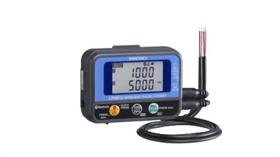 HIOKI LR8512 ワイヤレスパルスデータレコーダー