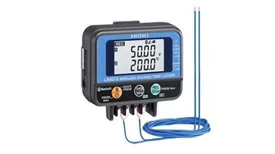 HIOKI LR8515 無線溫濕度紀錄器