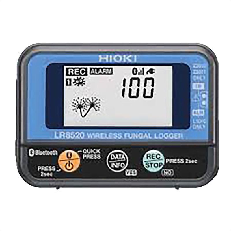 HIOKI LR8520 無線真菌指數計