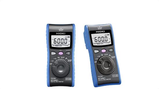 HIOKI DT4221/DT4222 數位電表