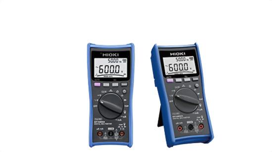 HIOKI DT4252 / DT4253 デジタルメーター