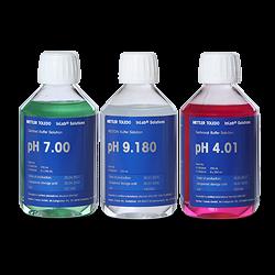 METTLER 酸鹼值緩衝液