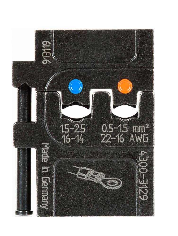 Pressmaster 活動式壓接模組 /4300-3129/AAA