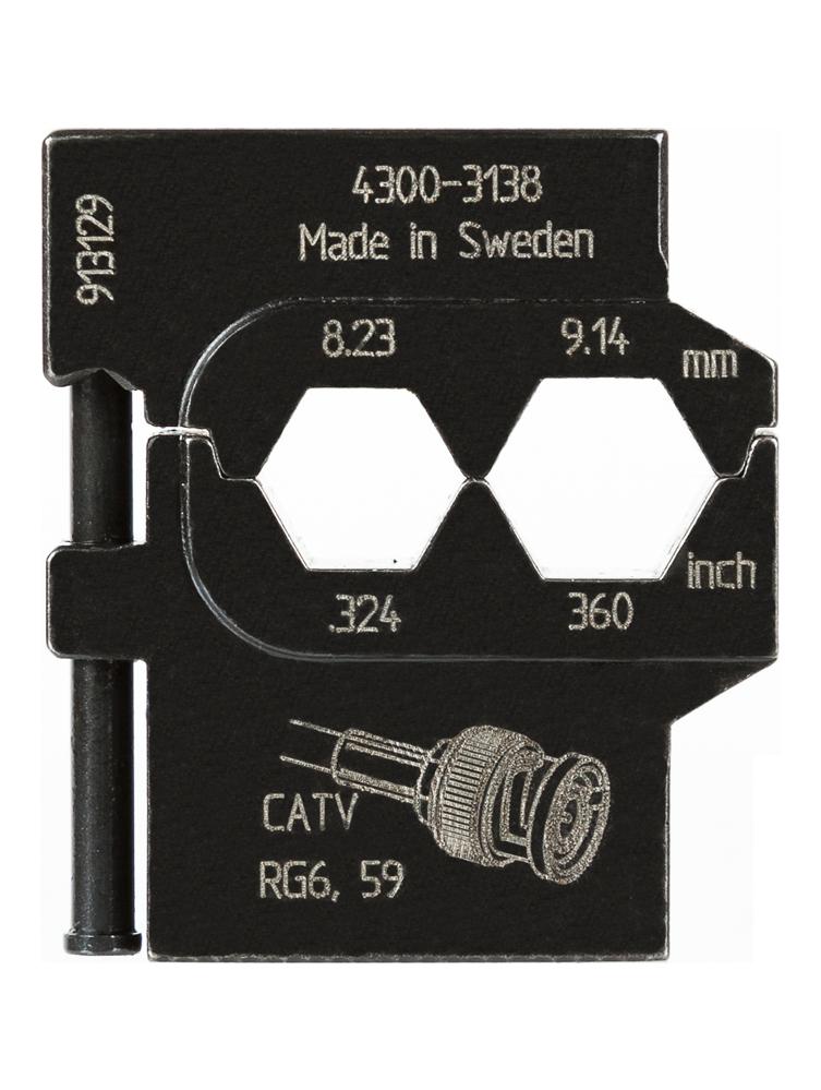 Pressmaster 行動式壓接模組 /4300-3138/AAA