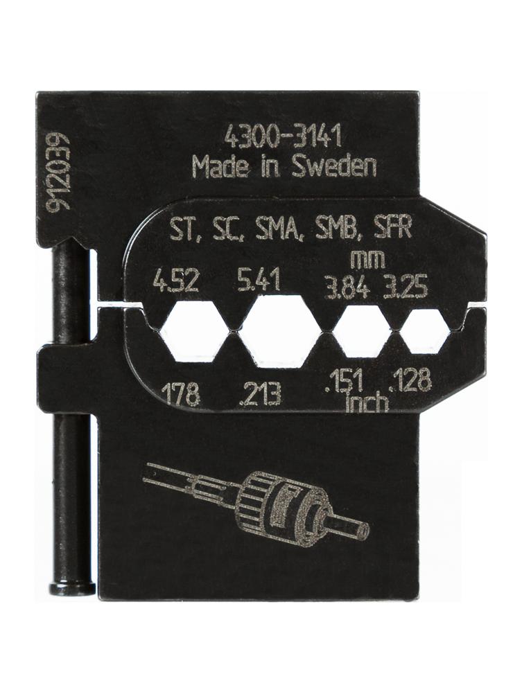 Pressmaster 活動式壓接模組/4300-3141/AAA