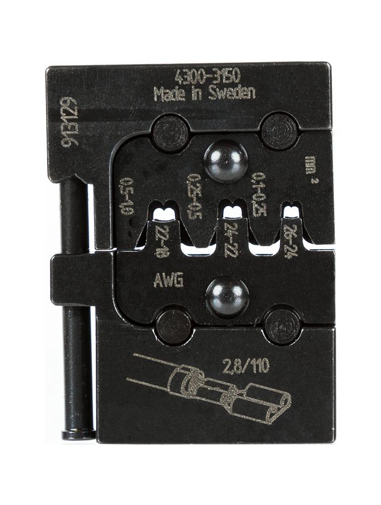Pressmaster 活動式壓接模組/4300-3150/AAA