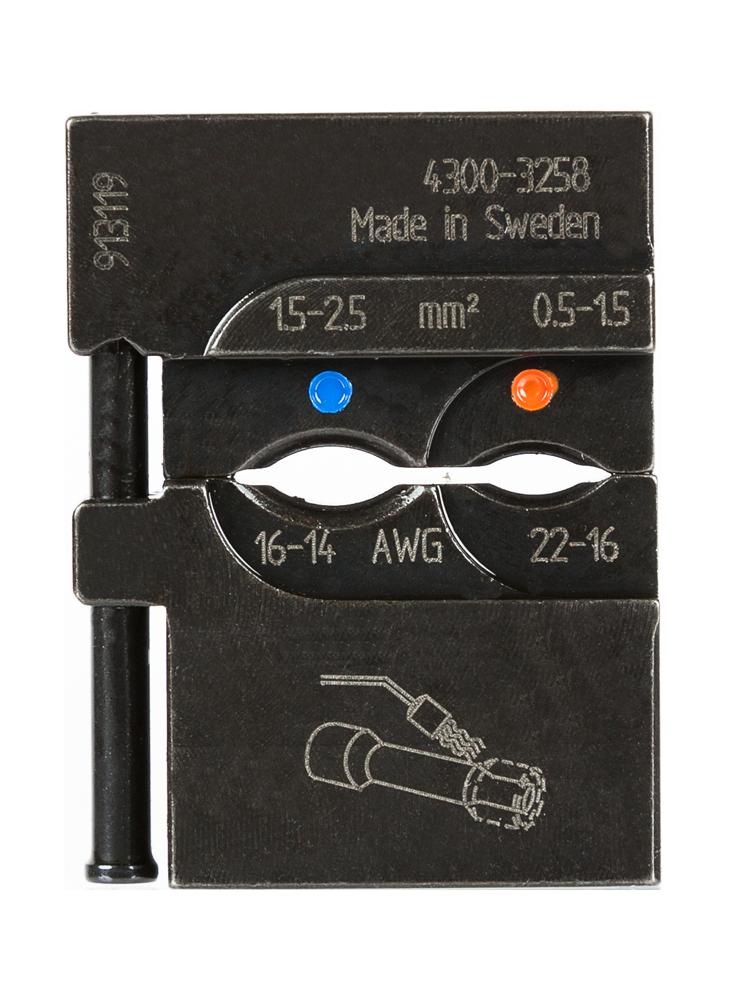 Pressmaster 活動式壓接模組/4300-3258/AAA