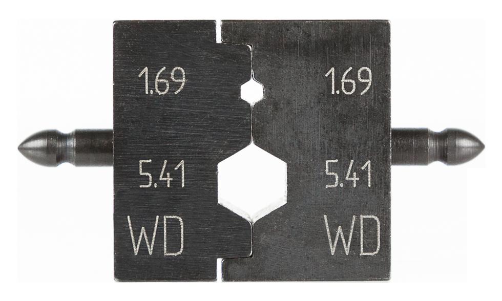 Pressmaster PCC 5310/11 WD 圧着モジュール