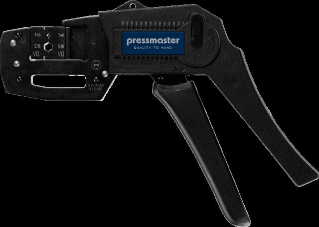 Pressmaster PCC 5310 壓接鉗