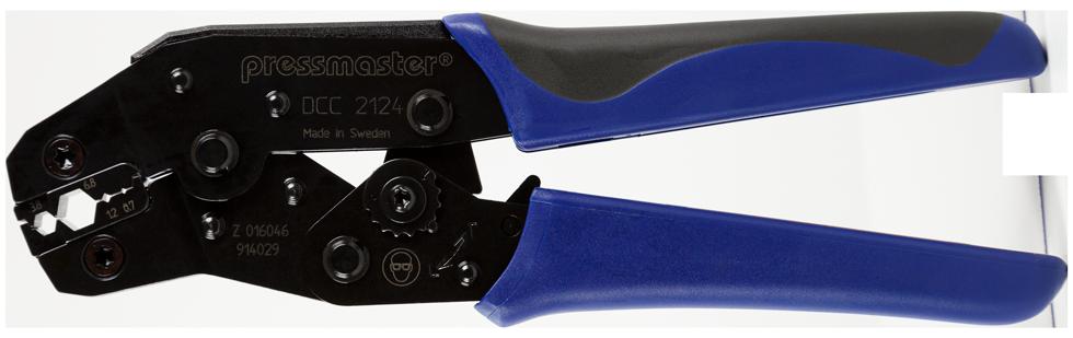 Pressmaster DCC 2124 壓接鉗