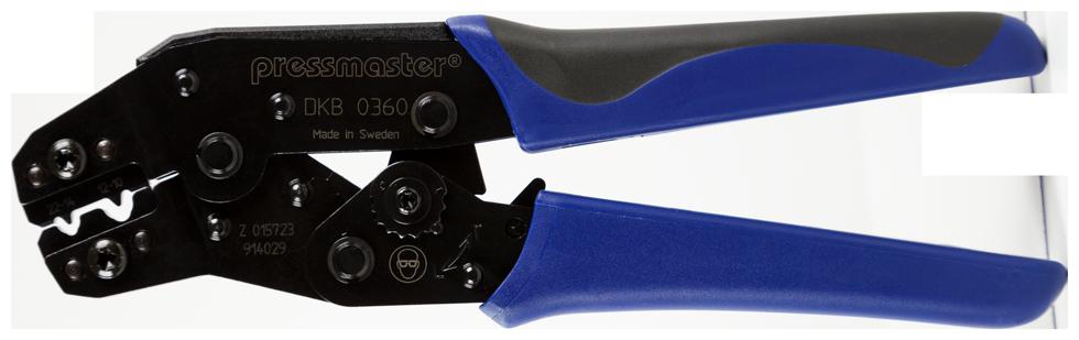 Pressmaster DKB-0360 壓接鉗