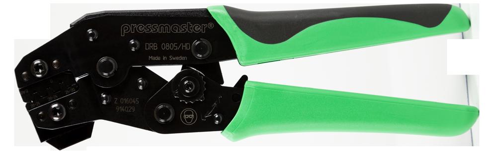 Pressmaster DRB 0805 HD 壓接鉗