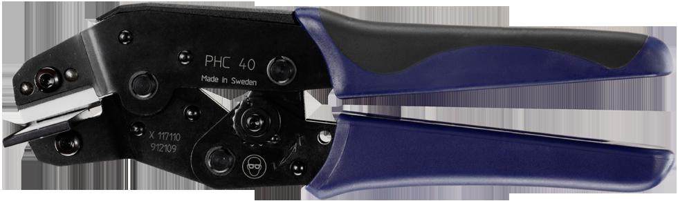 Pressmaster PHC-40 壓接鉗