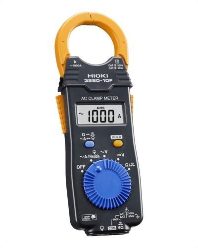 3280-10F 電壓檔位有數值亂跳的現象,是故障嗎???