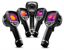 熱影像儀之發射率調整