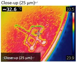 熱影像儀廣泛利用 - 顯微鏡頭篇