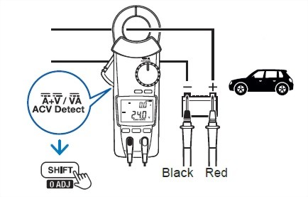 手持式勾表也有抓啟動電流的功能