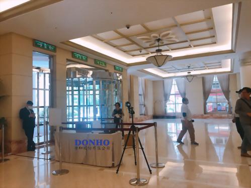 唐和股份有限公司 FLIR熱像儀E5XT全台裝機實錄_劍湖山大飯店
