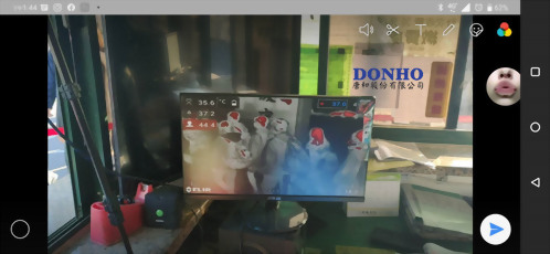 唐和股份有限公司 FLIR熱像儀E53 全台裝機實錄_台北市市立中正高中