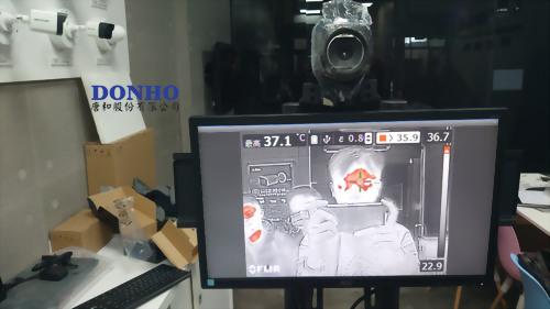 唐和股份有限公司 FLIR熱像儀E8全台裝機實錄_禾順科技